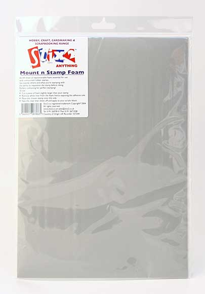 SO: Stix 2 - Mount n Stamp Repositionable Foam (A4 sheet)