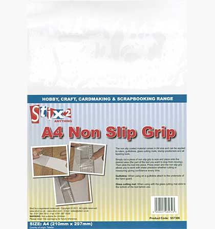 SO: Stix 2 - A4 Non Slip Grip Sheet