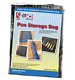Pen Storage Bag (Holds up to 42 Pens Reusable)