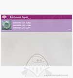 SO: Pergamano Parchment Paper 150gsm - A4 (10PK)