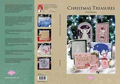 Pergamano Book - Christmas Treasures
