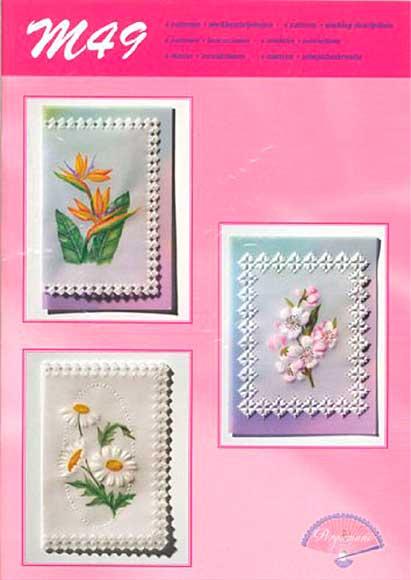 Pergamano M49 Magazine - Flower Parade