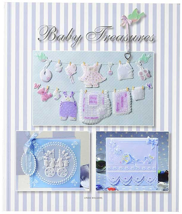 Pergamano - Baby Treasures Book (64 pages)