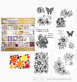 SF14 Heartfelt Creations Classic Sunflower Complete Collection
