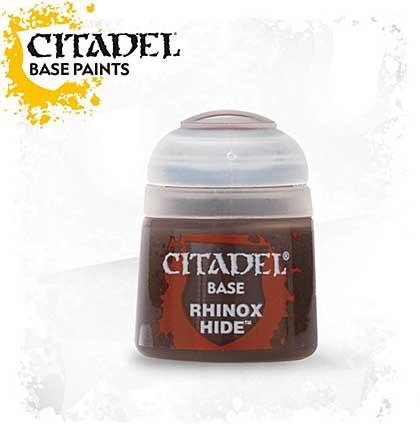 Citadel Base Paint - Rhinox Hide