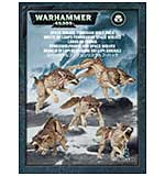 SO: Warhammer 40000 Space Wolves Fenrisian Wolf Pack