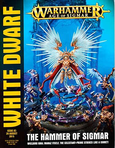 White Dwarf Weekly Magazine Issue 83