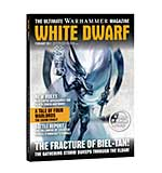 White Dwarf Monthly Magazine Issue #6 February 2017