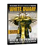 White Dwarf Monthly Magazine Issue #7 March 2017