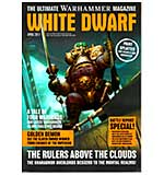 White Dwarf Monthly Magazine Issue #8 April 2017