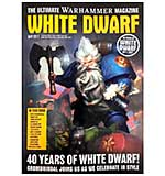 White Dwarf Monthly Magazine Issue #9 May 2017