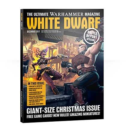 SO: White Dwarf Monthly Magazine Issue #16 December 2017