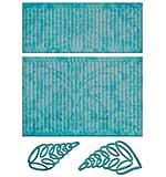 Spellbinders Designer Die - Loopy Roll Flowers