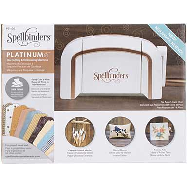 SO: Spellbinders Platinum 6.0 Cut and Emboss Machine