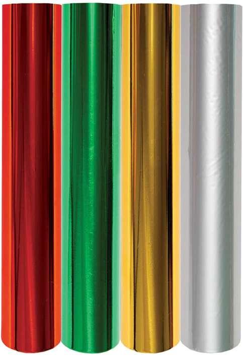 Spellbinders Glimmer Foil-Variety Pack 3, Various