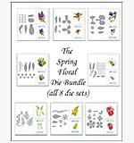 Spring Flora - The Die Bundle