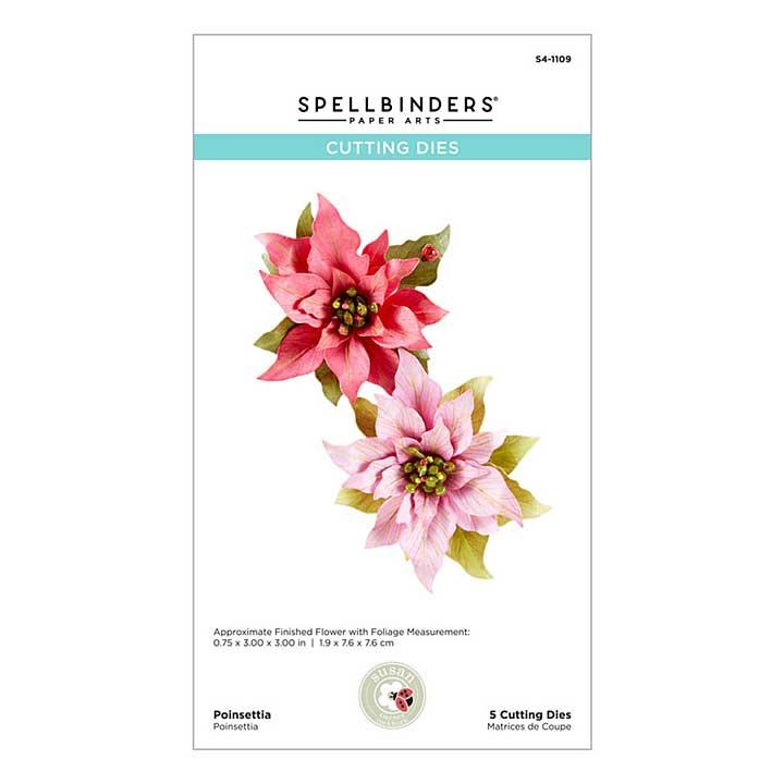 SO: Holiday Flora Poinsettia - by Susan Tierney-Cockburn