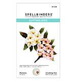 SO: Spellbinders Tropical Getaway - Plumeria by Susan Tierney-Cockburn