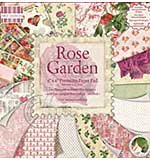 SO: First Edition 6x6 Papers Rose Garden
