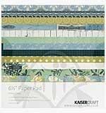 SO: Kaiser Craft 6.5 x 6.5 Paper Pad - Pickled Pear