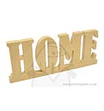 SO: Kaiser Décor Wooden Word - Home