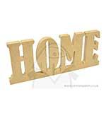 SO: Kaiser Décor Wooden Word - Home
