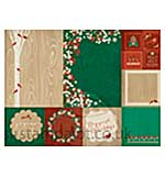 SO: Kaiser Craft 12x12 Paper - Holly Bright Collection - Wilderness