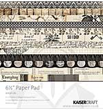 SO: Kaiser Craft 6.5 x 6.5 Paper Pad - Art of Life