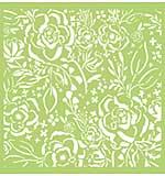 SO: Kaisercraft Designer Template 6x6 - Botanical