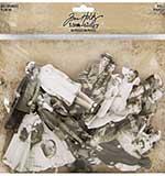 Tim Holtz Idea-Ology - Baseboard Dolls (36pcs)