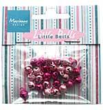 SO: Marianne Design - Decoration - Mini Bells Light Pink & Dark Pink