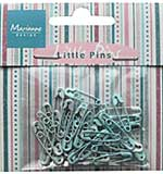 Marianne Design - Decoration - Mini Pins - Light Blue & Blue
