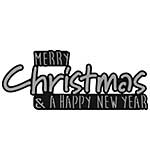 Marianne Design Craftable - Merry Christmas