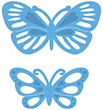 Marianne Design Creatable - Tiny's Butterflies 2 (2 dies)