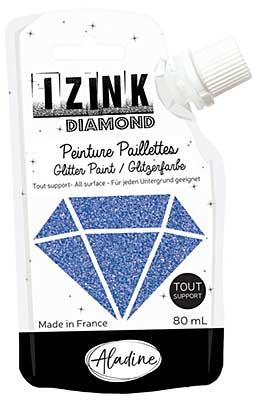 Izink Diamond Paint - Bleu (Blue) 80ml
