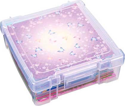 ArtBin Essentials Box - 6x6 Translucent