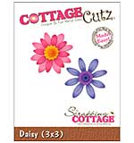 CottageCutz Die - Daisy Made Easy
