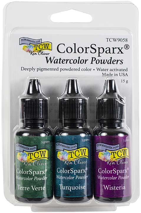 Ken Oliver ColorSparx Powders - Alpine
