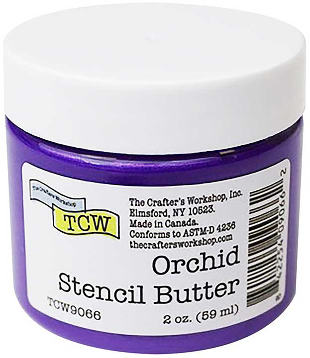 Crafter\'s Workshop Stencil Butter 2oz - Orchid