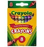 SO: Crayola Crayons (8pk)