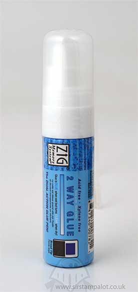 Zig 2-Way Glue - Jumbo Tip