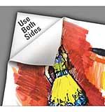 SO: RENDR No Show Thru Lay Flat Sketch Book (3.5x5.5, 32 Sheets)