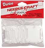 Darice Plastic Floss Bobbins (25pk)