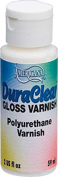 DuraClear Varnish - 2oz Gloss