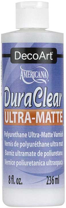 Americana DuraClear Ultra Matte - 8oz