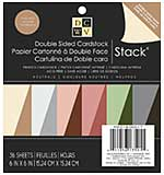 SO: DCWV Neutrals 6x6 Stack - 36 Sheets