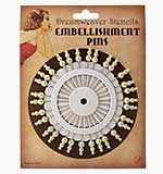 SO: Dreamweaver Stencils Embellishment Pins (30PK)