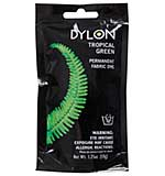 Dylon Tropical Green (Permanent Fabric Dye 1.75oz)