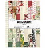 Elizabeth Craft Designs - Paper Pad - Reminiscence The Book 1