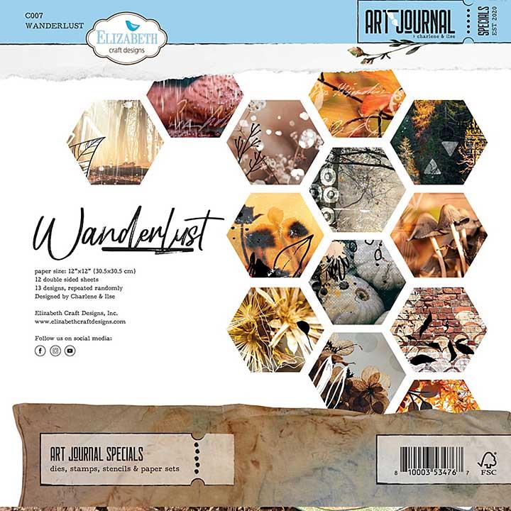 SO: ECD Into the Woods - Wanderlust (Cardstock)